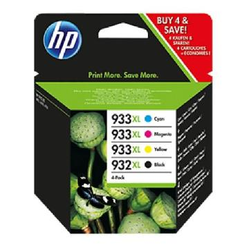 HP 932XL/933XL multipack (4farvees) 2P42AE