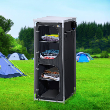 Campart Travel CU0720 Campinggarderobe