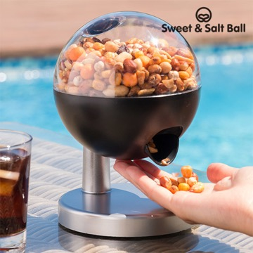 Sweet & Salt Ball Minidispenser til Slik og Nødder