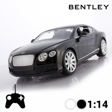 Bentley Continental GT Fjernstyret Bil Sort