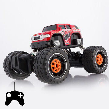 Fjernstyret Monster Truck