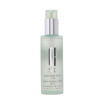 Clinique - LIQUID FACIAL SOAP mild with pump 200 ml