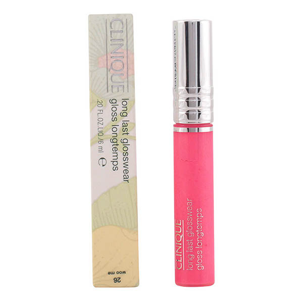 Clinique - LONG LAST glosswear 26-woo me 6 ml
