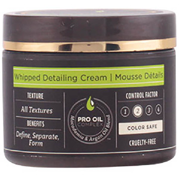 Macadamia - STYLING whipped detailing cream 57 gr