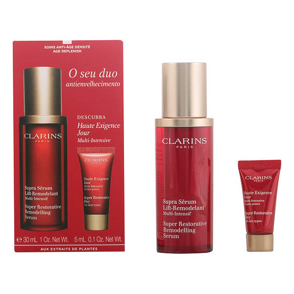 Clarins - SUPRA SERUM lift remodelant multi intensif 30 ml
