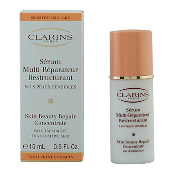 Clarins - DOUCEUR sérum multi-réparateur restructurant 15 ml
