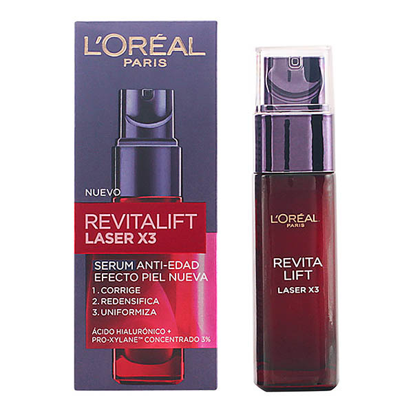 L'Oreal Make Up - REVITALIFT LASER X3 serum 30 ml