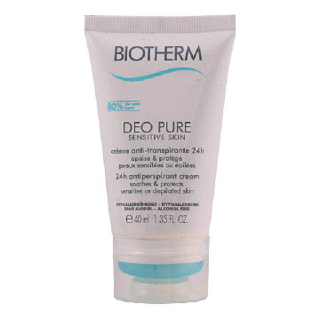 Biotherm - PURE SENSITIVE deo crème 40 ml