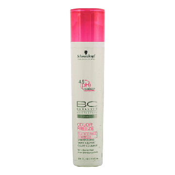 Schwarzkopf - BC COLOR FREEZE sulfate-free shampoo 250 ml