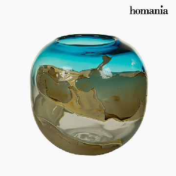 Vase Crystal (28 x 28 x 25 cm) - Pure Crystal Deco Collection by Homania