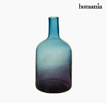 Vase Crystal (17 x 17 x 35 cm) - Pure Crystal Deco Collection by Homania