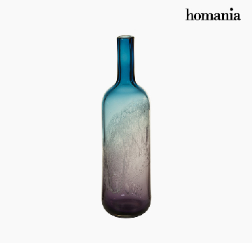 Vase Crystal (11 x 11 x 44 cm) - Pure Crystal Deco Collection by Homania