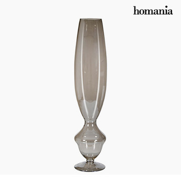 Vase (20 x 20 x 90 cm) - Pure Crystal Deco Samling by Homania