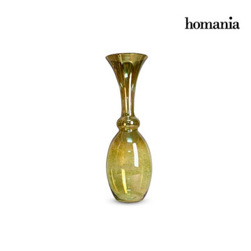 Vase (20 x 20 x 67 cm) - Pure Crystal Deco Samling by Homania