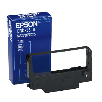 EPSON Card Printer ERC-38B sort TMU200/U300