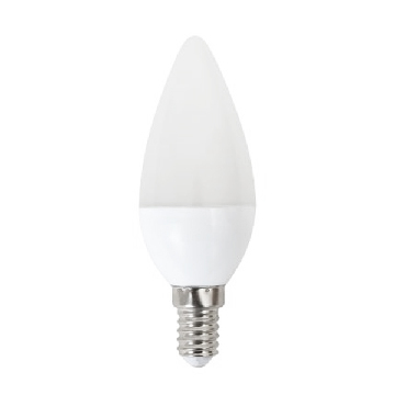 Omega Light bulb Candle E14 5W 400lm hot