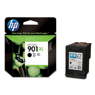 Original Ink Cartridge Hewlett Packard CC654AE Black
