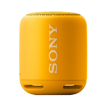 Portable Bluetooth Speaker Sony 222696 USB Yellow