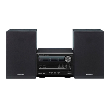 Mini Hifi Panasonic SC-PM251EC-K Bluetooth HiFi 20W Sort
