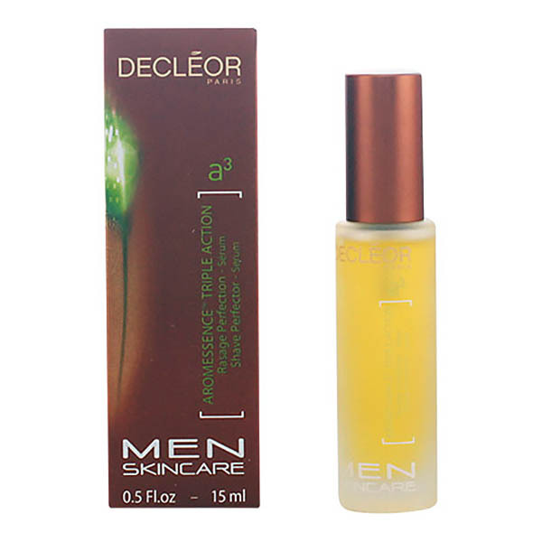 Decleor - MEN aromessence triple action rasage perfection serum 15 ml