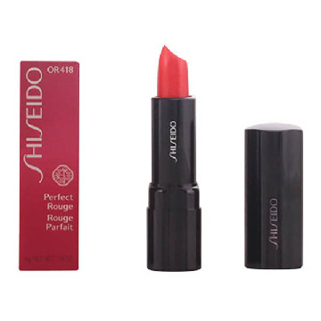 Shiseido - PERFECT ROUGE lipstick OR418-day lily 4 gr