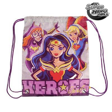 Backpack with Strings DC Super Hero Girls 054