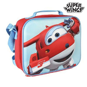 3D Thermal Lunchbox Super Wings 760