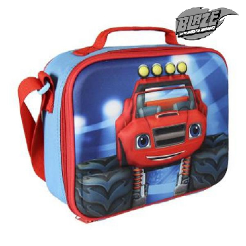 3D Thermal Lunchbox Blaze and the Monster Machines 777