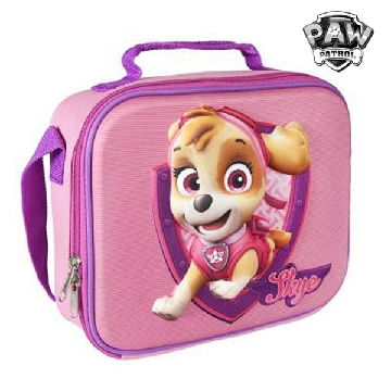 3D Thermal Lunchbox The Paw Patrol 814