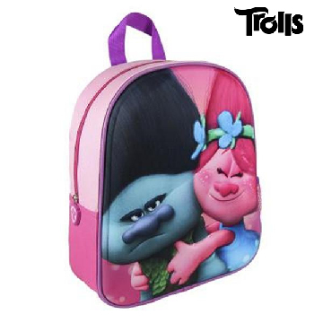 3D School Bag Trolls 040