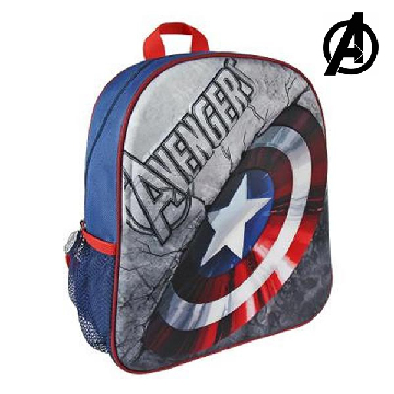 3D School Bag The Avengers 071