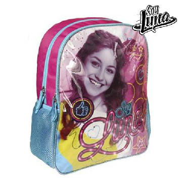 School Rucksack with LED Soy Luna 938