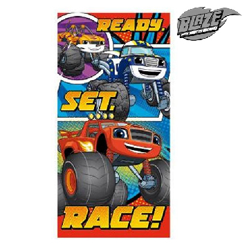 Beach Towel Blaze and the Monster Machines 696