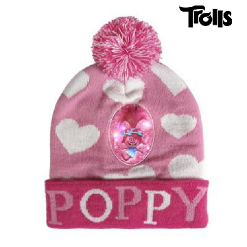 Child Hat with LED Trolls 271