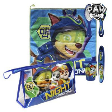 School Toilet Bag The Paw Patrol 497 (5 pcs)
