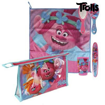 School Toilet Bag Trolls 503 (5 pcs)