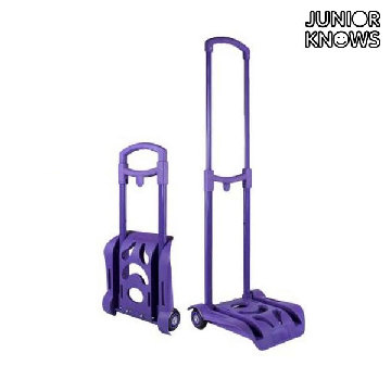 Folding Backpack Trolley Junior Knows 25011