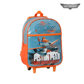 School Rucksack with Wheels Junior Knows 3554