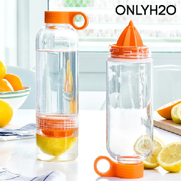 Sensations Juicer Citrus Fruit Infusionsflaske med Juicepresser