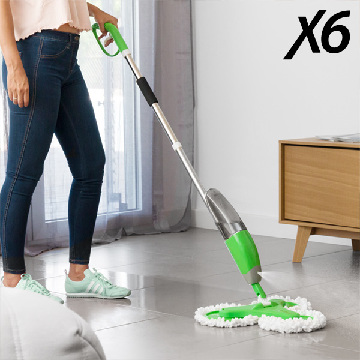 TriMop Spray X6 Triple Mop with Spray System