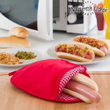 Always Fresh Kitchen Microovn Hot Dog kogepose