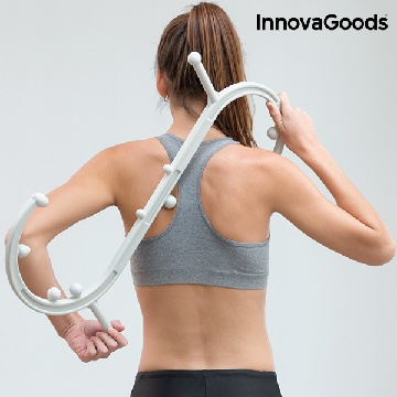 InnovaGoods Massager with Acupressure Points