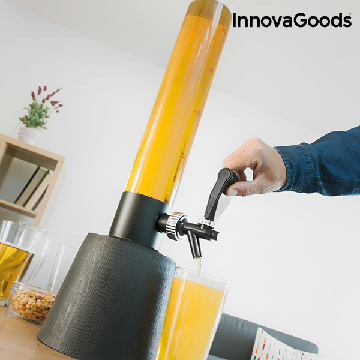 InnovaGoods Tower Øldispenser