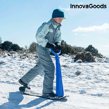 InnovaGoods Children's Snow Scooter