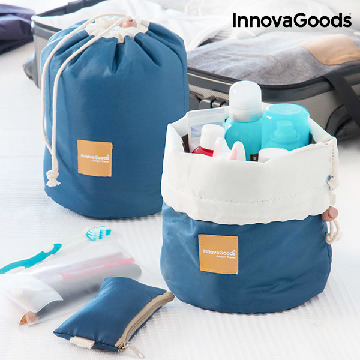 InnovaGoods Travel Bag for Cosmetics