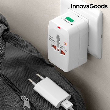 Universal Rejseadapter - InnovaGoods