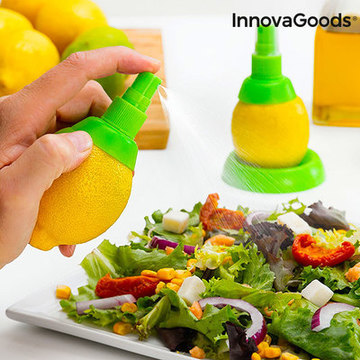 InnovaGoods Citrus Juicer & Sprayer
