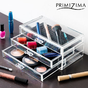 Primizima Cosmetics and Jewellery Organiser