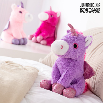 Fashion Junior Knows Unicorn Plush