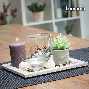 Candles & Garden Homania Udsmykning